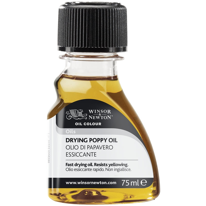 Winsor & Newton Drying Poppy Oil (Oil)