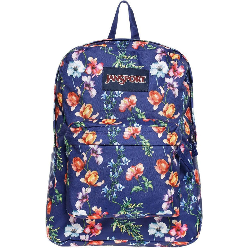 Jansport Big Student - Multi Navy Mountain Meadow