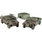 Revell Model Kit HMMWV M998 Cargo Troop Carrier + M1025 Armament Carrier