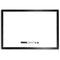 Bi-Office Wood Frame Whiteboard