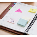"Hopax Stick'N Notes - 1.5"" x 2"" (Pack of 12 pads)"