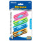 Bazic Fashion Erasers / Pack of 4