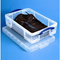Really Useful Boxes® Plastic Storage Box 24.5 Liter