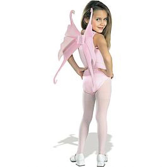 Pink Fairy Wings Kids Accessory