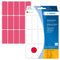 Herma Colored Adhesive Labels (20mm x 50mm) - Pack
