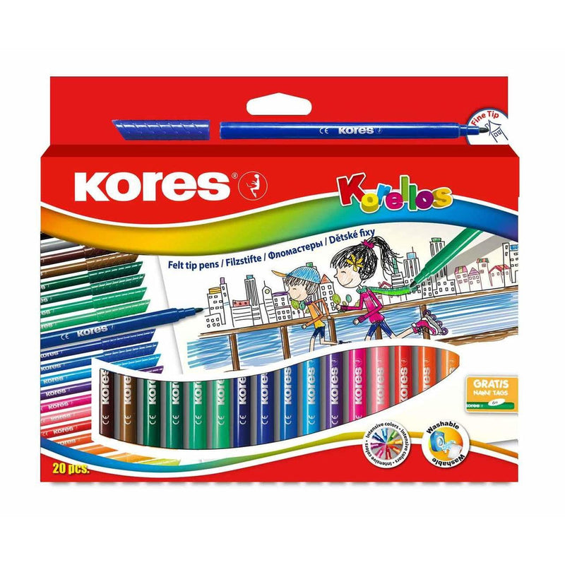 Kores Coloring Markers - Set