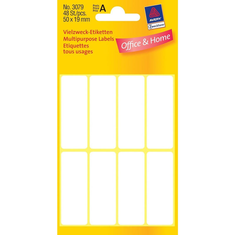 Zweckform Multipurpose Labels - Pack