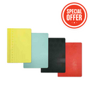 Inspira A5 Notebook 32 Sheets / Pack of 4