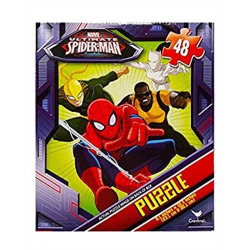Cardinal Spiderman Puzzle - 48 Pcs.