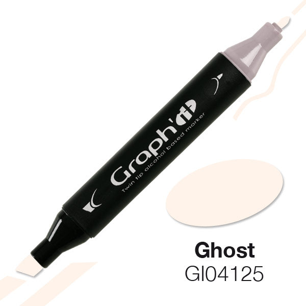 Graph It Twin Tip Marker - EARTH RANGE