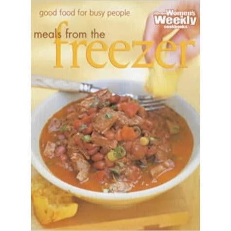 Women's Weekly Cookbook - Meals from the Freezer