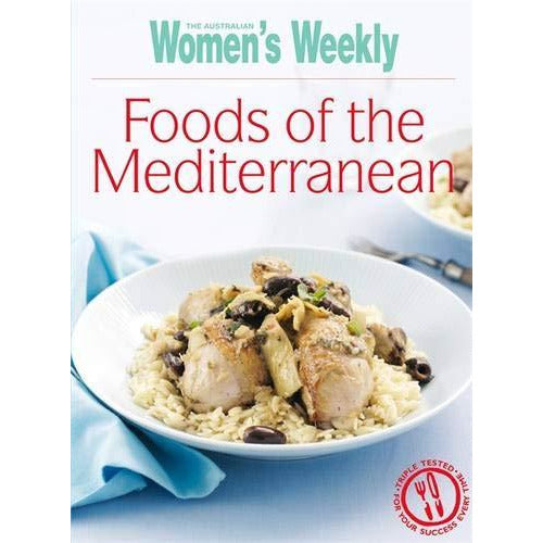Women's Weekly Cookbook - Foods of the Mediterranean