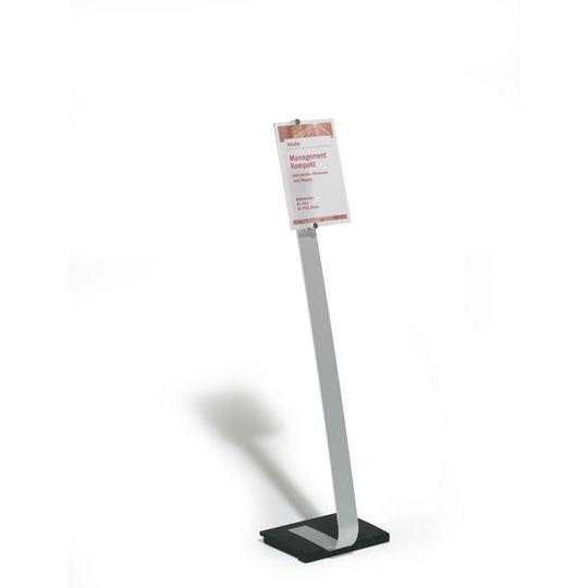 Durable Crystal Sign Stand