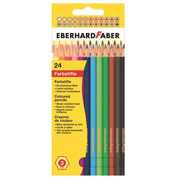 Eberhard Faber Coloring Pencils - Set