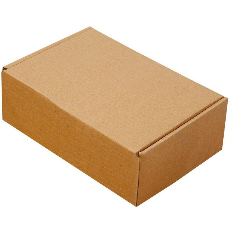 Packaging Box - Brown - 26x22x7 cm