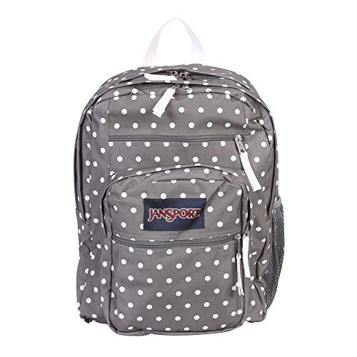 Jansport Big Student - Grey With Dots