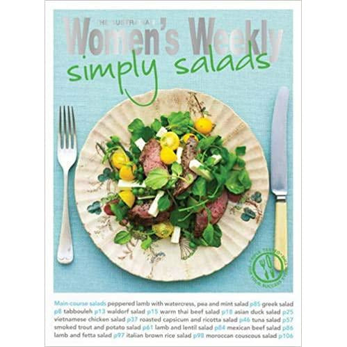 Women's Weekly Cookbook - Simply Salads