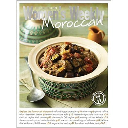 Women's Weekly Cookbook - Moroccan