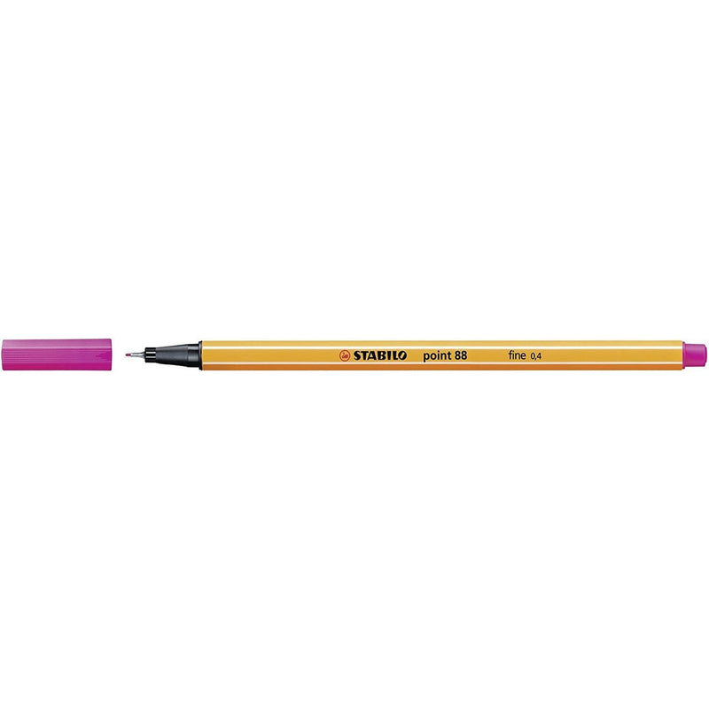 Stabilo Point 88 Fine Liner, Set of 25