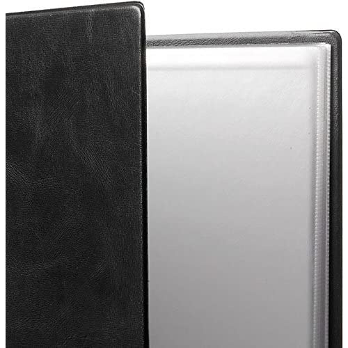 Rexel Hard Cover Pocket Display Book - A3