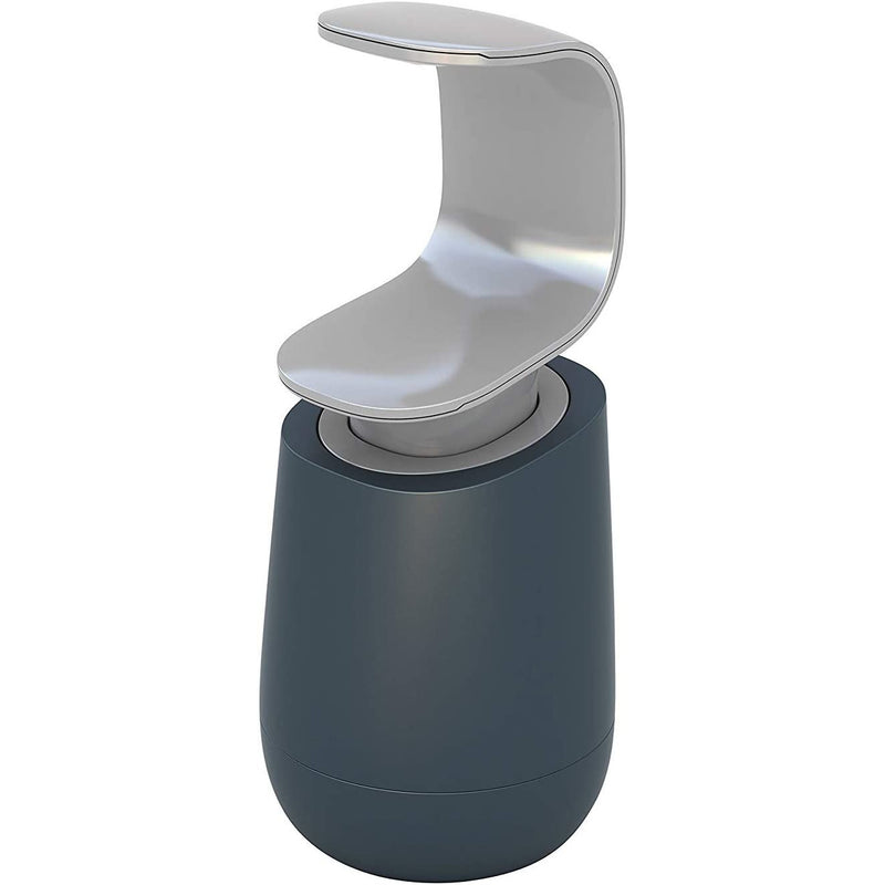 Joseph Joseph C-Pump Single-Handed Soap Dispenser - White/Green, Grey/Grey