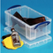 Really Useful Boxes® Plastic Storage Box 5.0 Liter