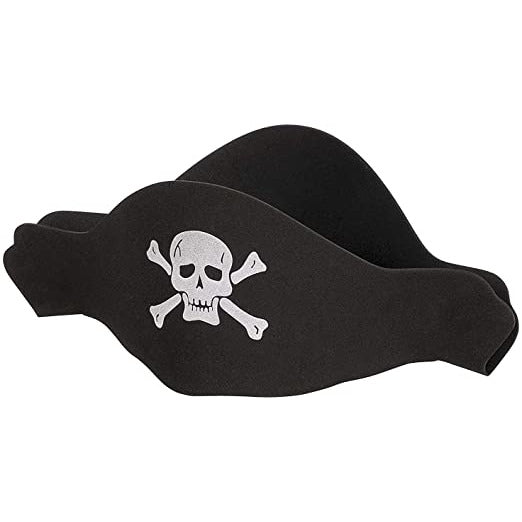 Foam Pirate Hat