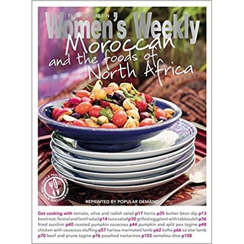 Women's Weekly Cookbook - Moroccan & the Foods of North Africa