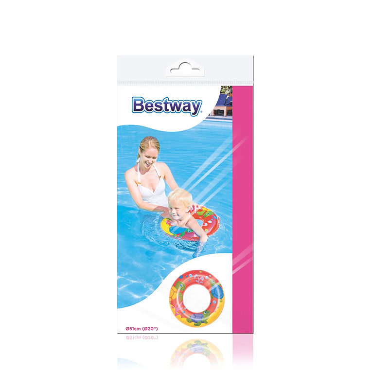 Bestway Sea Animals Inflatable Swimming Ring