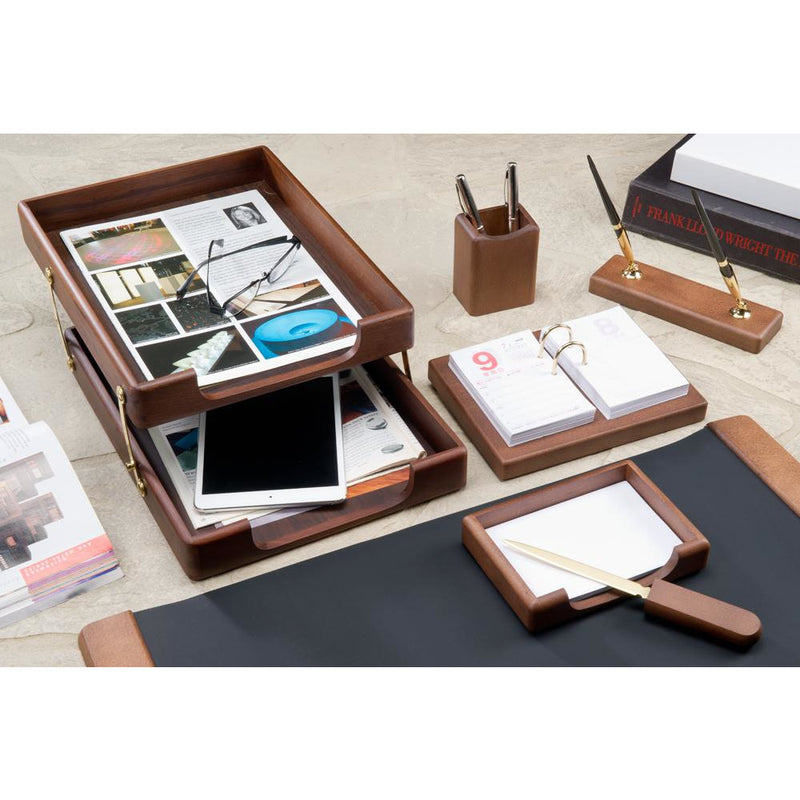 Bestar Solid Wood Desk Set - 7 pcs