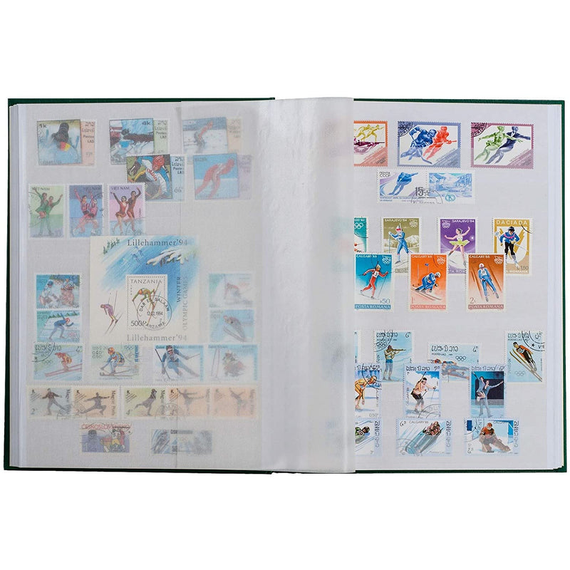 Leuchtturm Basic Stamp Album A4 - 32 white sheets
