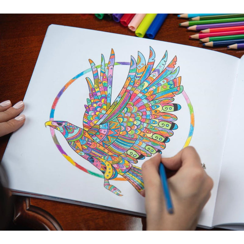 Identity Adult Coloring Book - Jordan