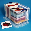 Really Useful Boxes® Plastic Storage Box 84.0 Liter
