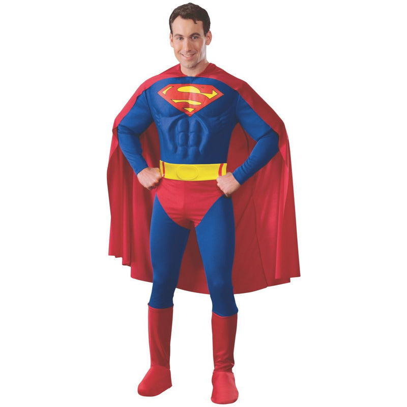 Adult Superman Original Costume