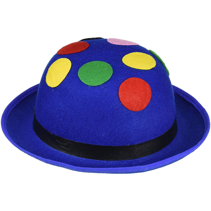 Clown Derby Hat