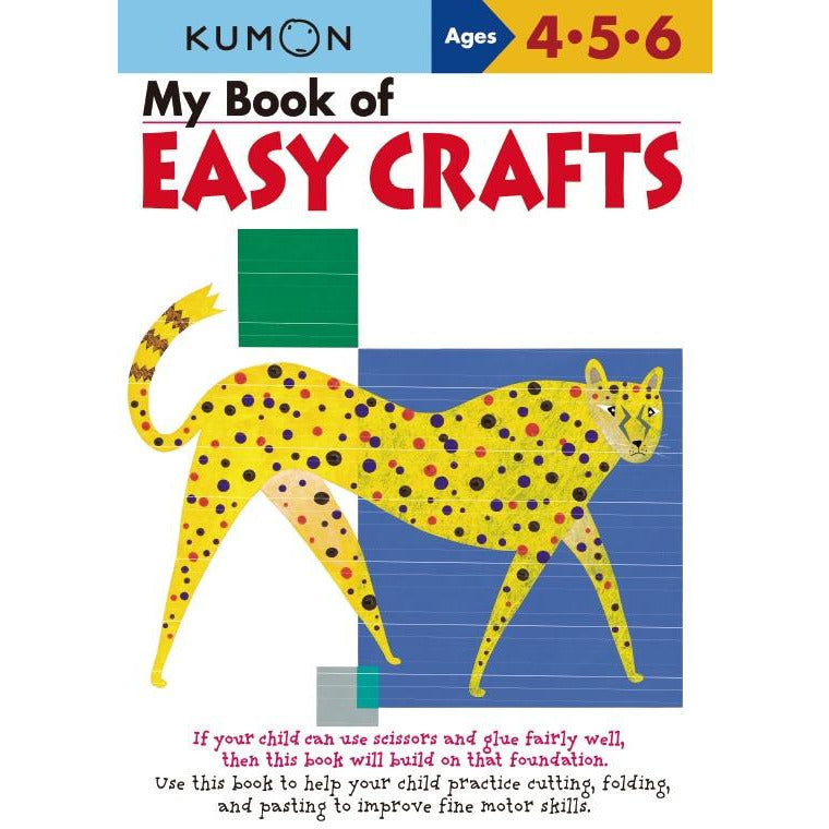 My Book of Easy Crafts (Ages 4-5-6)