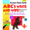 ABC's Lowercase Write & Wipe Flash Cards (Ages 2+)