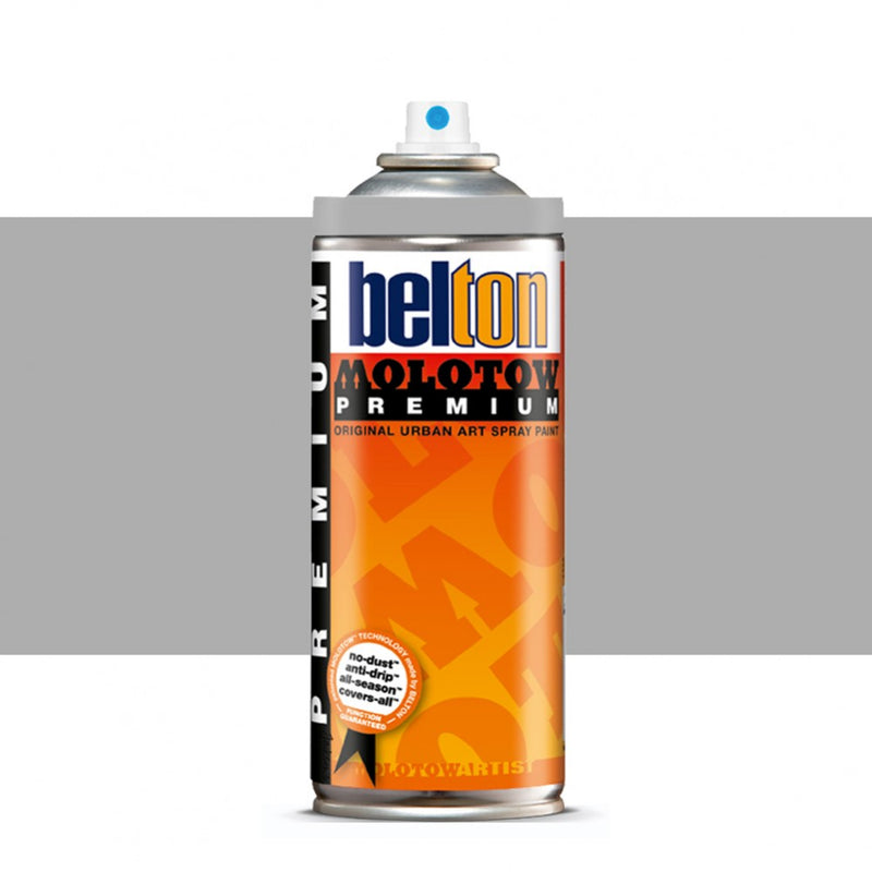 MOLOTOW Spray Paint 400ml - GREY Range
