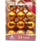 Bronze Ornament Set - 24 Piece