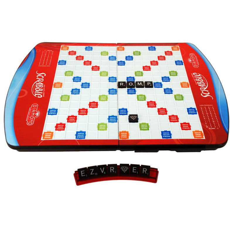 Hasbro Scrabble Diamond Game