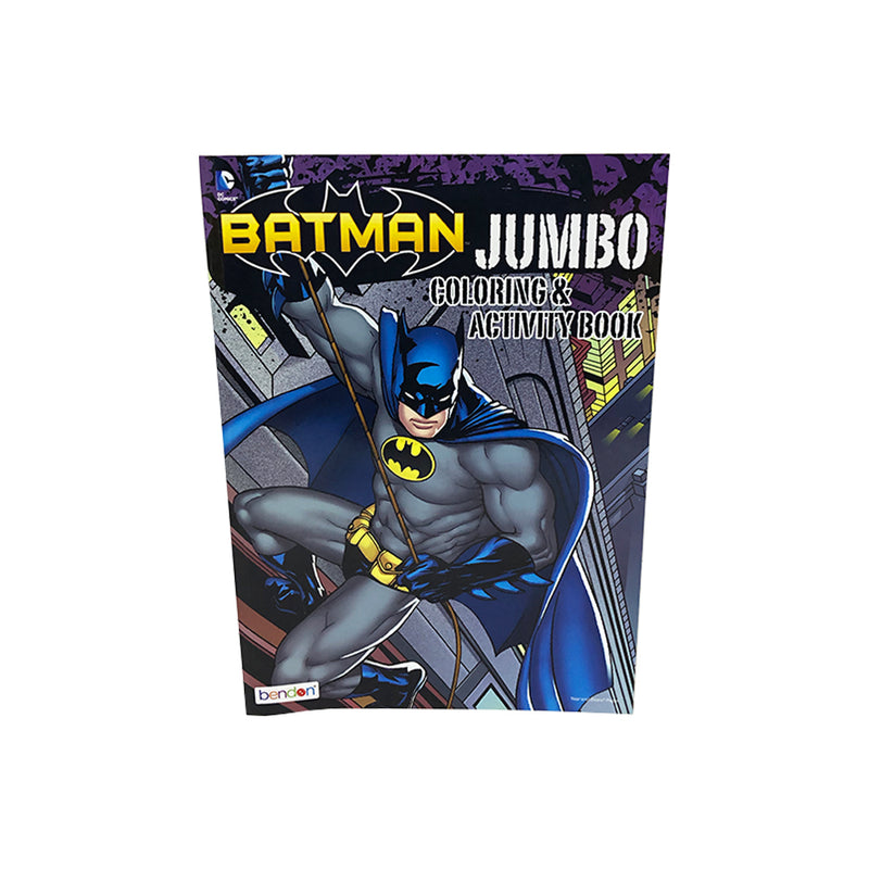 Batman Jumbo Coloring Book