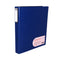 Bindermax Plastic Two-Ring Binder - Narrow Spine