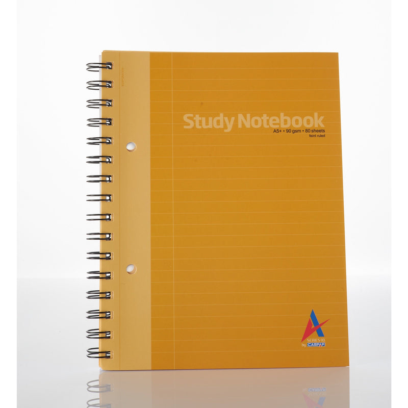 CampAp Student Notebook 90 GSM - A5