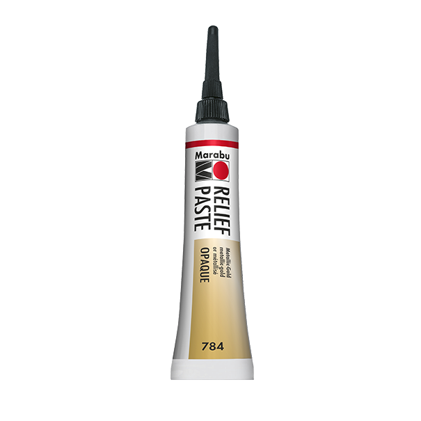 Marabu Relief Paste 20ml (Glass Liner)