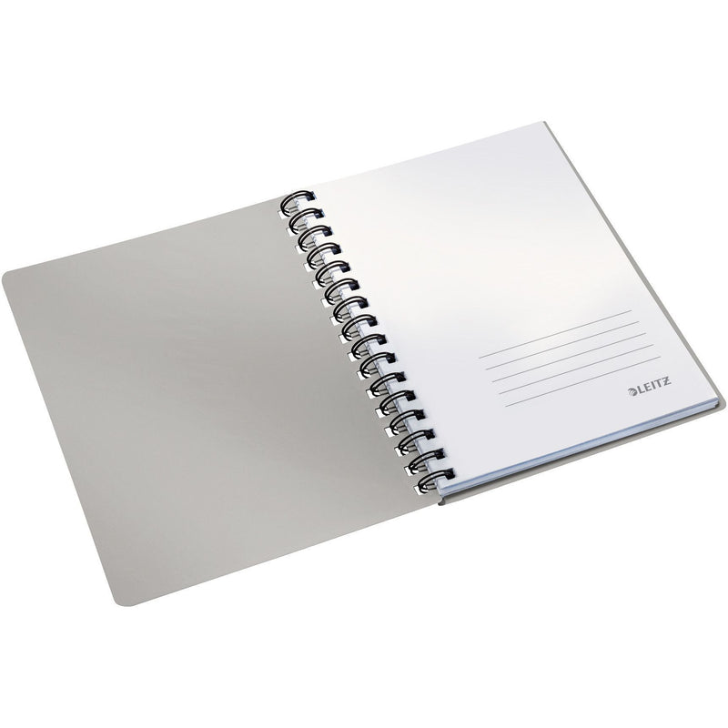 Leitz Executive A4 Spiral Notebook - Lined - PP Cover