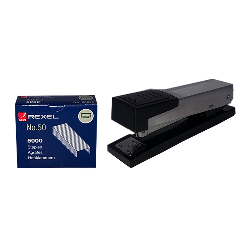 Ofrex Robust Stapler with Staples