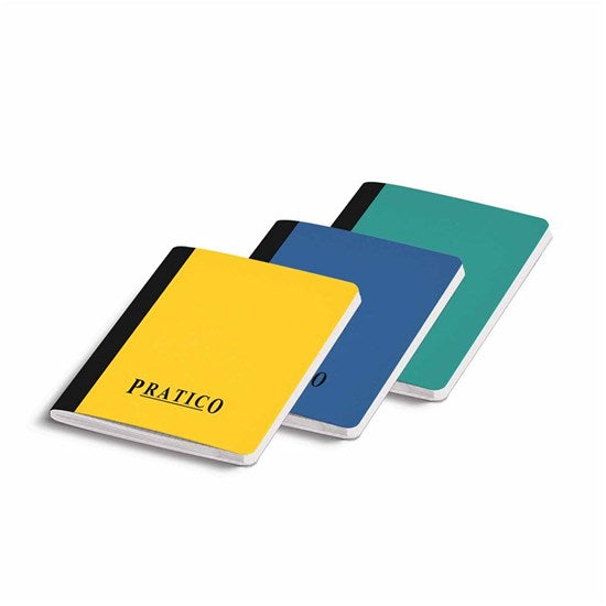 Bassile Freres Pratico French School Notebook