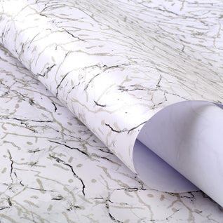 Jung Design Premium LUXE Gift Wrap Paper 75 x 100 cm - Marble