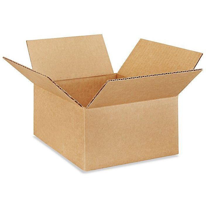 Brown Corrugated Packaging Boxes - Different Sizes
