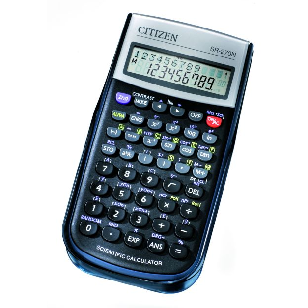 Citizen Scientific Calculator / SR-270